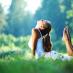 Haben Sie schon mal an Yoga gedacht